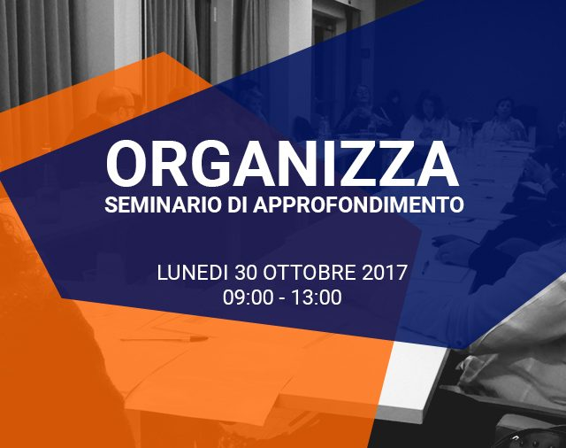 Seminario di approfondimento: Smart Working