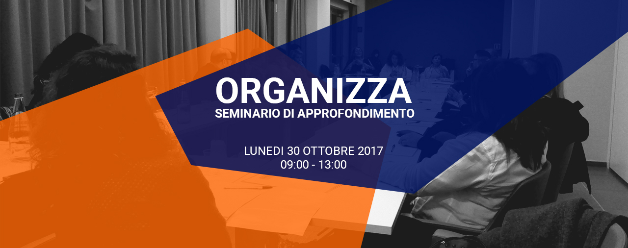 Seminario di approfondimento: Smart Working